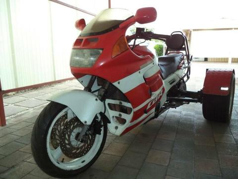 1994 Honda CBR1000 Trike ... NSW rego
