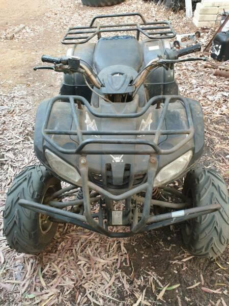 Quad Bike - Hunter Terminator 250CC