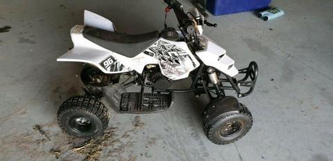 50cc mini quad riding gear