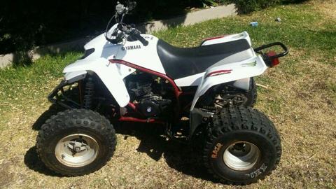 2004 200cc yfsYamaha blaster quad