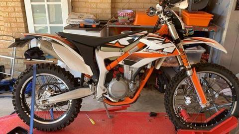360 freerider motorbike