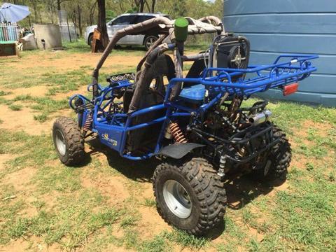 Kinroad Sahara 250cc Buggy