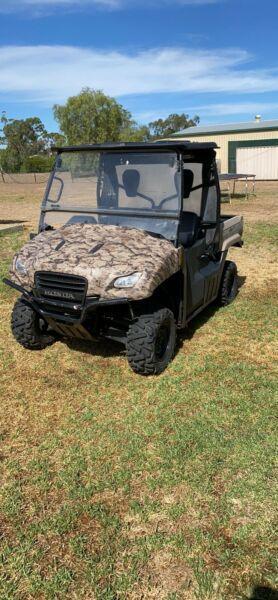 Honda MUV 700 ATV Buggy