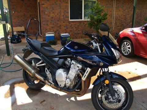 2009 Suzuki 1250SA Bandit