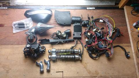 For sale harley parts