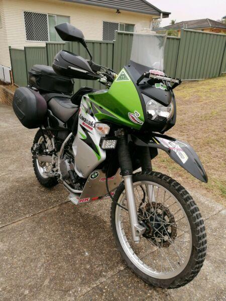 Klr650 Edmonton - Brick7 Motorcycle