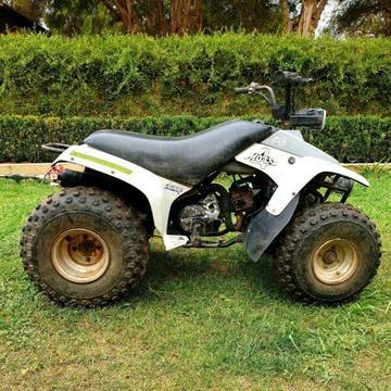 80cc Yamaha Moto4 Quad ATV