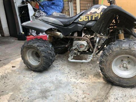 125cc Fourwheeler motorbike/ATV
