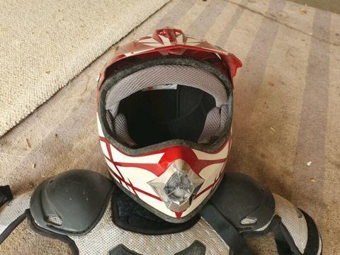 Kids motorbike gear for sale