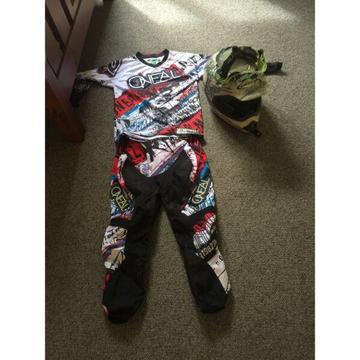 Kids motorbike gear for sale!!