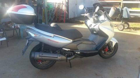 Kimco 500 cc Scooter