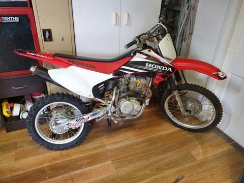 Honda 2003 crf 150cc