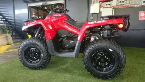 Can-Am 450 Outlander