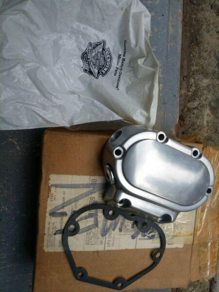 Harley gear box end cover
