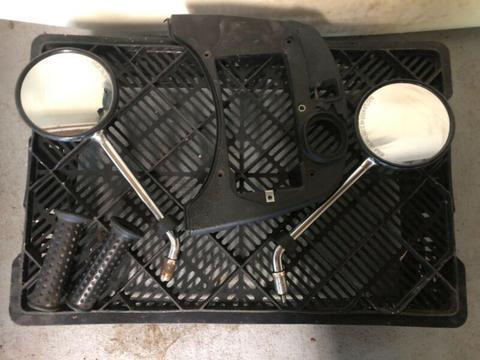 Spare Used Vespa Parts