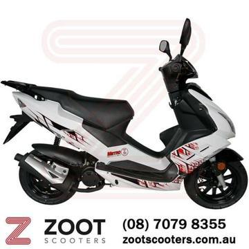 50cc Scooter Zoot Metro, $2,450