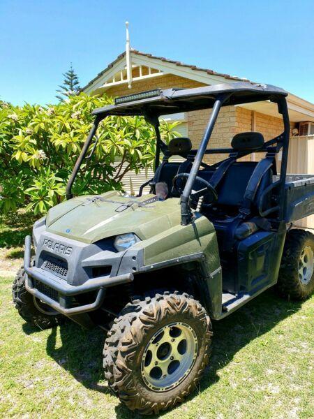 Polaris Ranger 900 diesel UTV