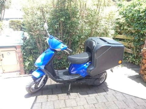 TGB Motor Scooter
