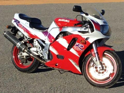 Gsxr750w 1993
