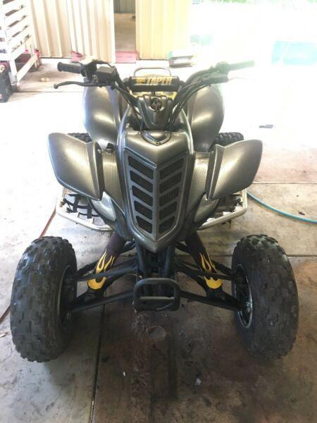 Yamaha 660 Raptor