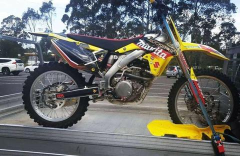 Wanted: CLEAN RMZ 450