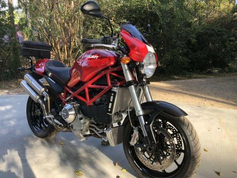 Ducati S4R 998cc Monster