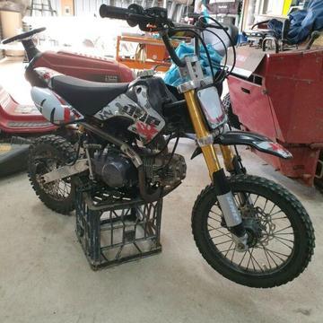 125cc Pit Pro Pit Bike