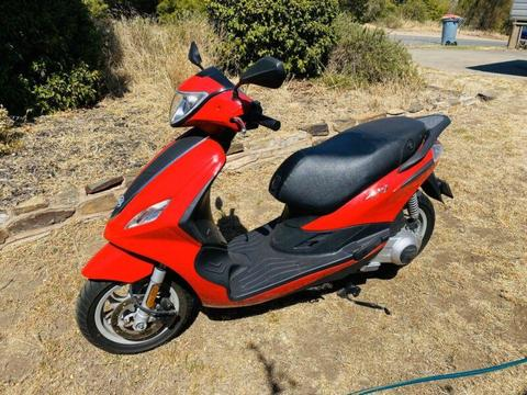 2013 Piaggio Fly Scooter