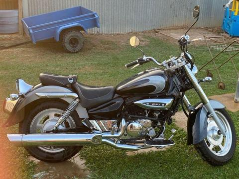 Motorbike 250cc Hyosung