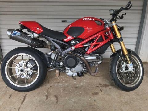 2009 Ducati Monster 1100s