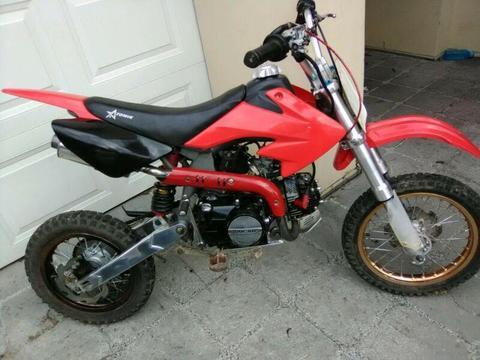 125cc pitbike dirtbike
