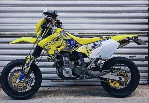 Suzuki DRZ400E/SM Parts