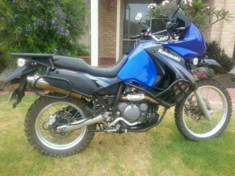 Klr 650 Luggage - Brick7 Motorcycle