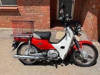 2014 Honda Scooter ( ex Post Office)