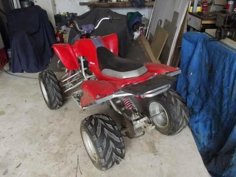 SHINERAY ATV 200ST 11 SPORT