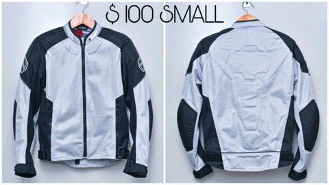 SHIFT Summer Jacket Small