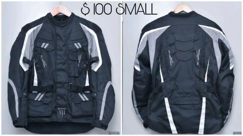 Adventure Jacket Small