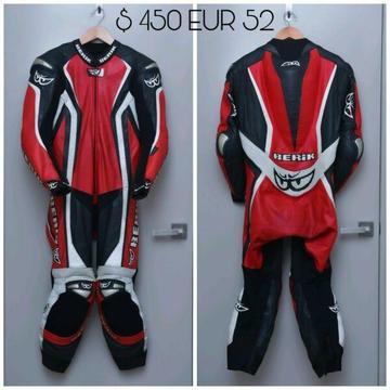 Berik 1pc Suit Euro 52