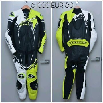 Alpinestar 1pc Suit GP Plus Euro 50