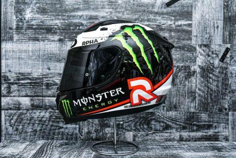 HJC RPHA Lorenzo Helmet Medium