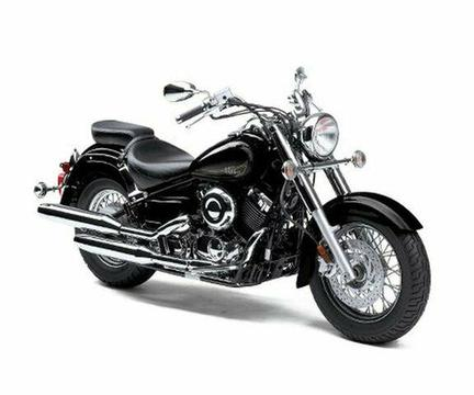 2019 Yamaha V-STAR XVS650A CLASSIC Road Bike 649cc