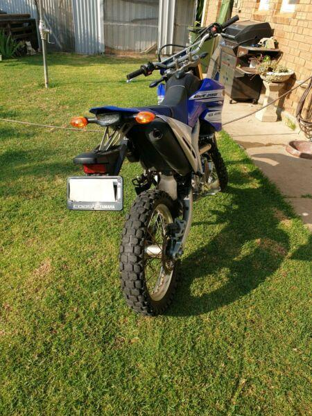 Yamaha Wr250r learner approved