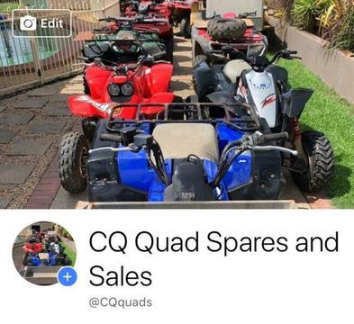 Quads and ATV's