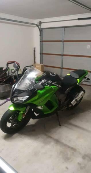 2011 Kawasaki ninja 1000cc