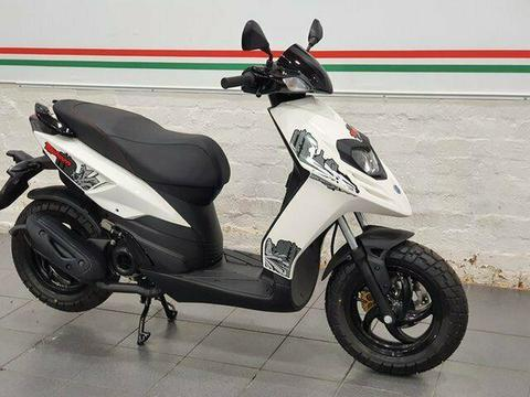 2018 Piaggio Typhoon 50 Road Bike 49cc