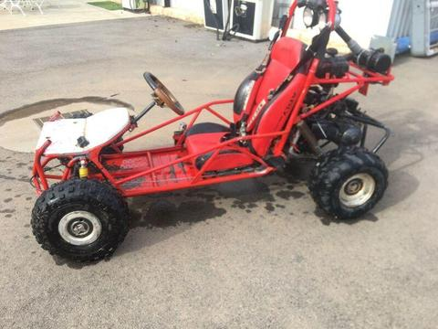 125cc off road buggy