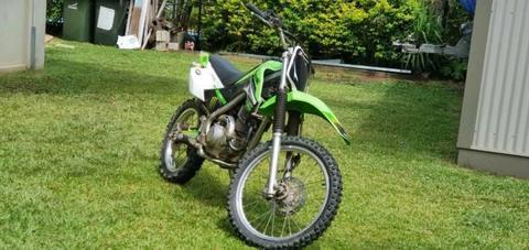 Kawasaki klx 140cc