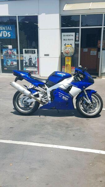 The cleanest r1 in Adelaide, beautiful for her age and well loved