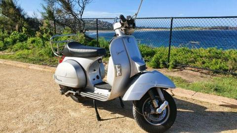 For Sale 2009 Piaggio Vespa PX 200 $3800 !