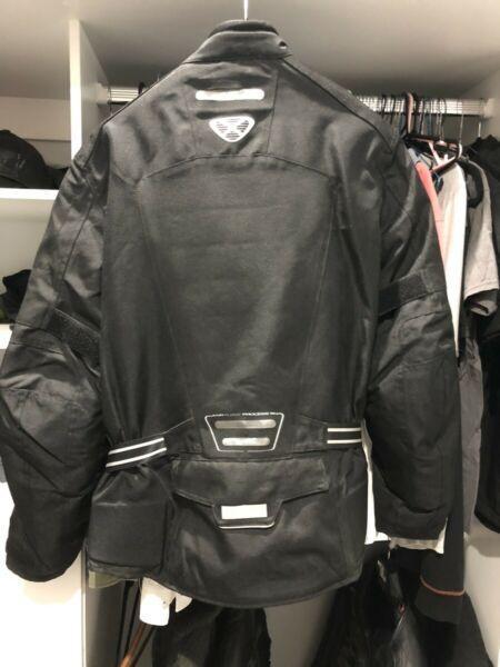 IXON Adventure Motorcycle Jacket ad new